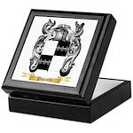 Paquette Keepsake Box