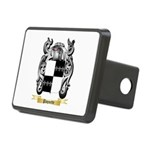 Paquette Rectangular Hitch Cover