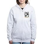 Paqueteau Women's Zip Hoodie