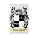 Paqueteau Rectangle Magnet (100 pack)