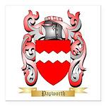 Papworth Square Car Magnet 3
