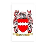 Papworth Sticker (Rectangle)
