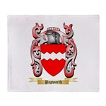 Papworth Throw Blanket