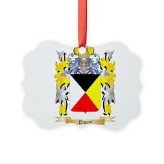 Papas Ornament