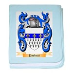 Paolucci baby blanket