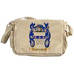 Paolozzi Messenger Bag