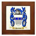 Paolotto Framed Tile