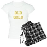 Old Gold Women's Light Pajamas