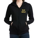 Old Gold Women's Zip Hoodie