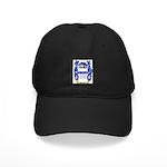 Paoloni Black Cap