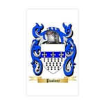 Paoloni Sticker (Rectangle)
