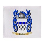 Paolone Throw Blanket