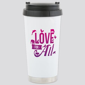 Love for All Travel Mug