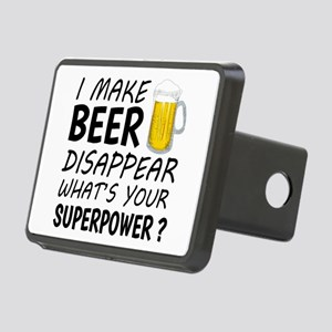 I Make Beer Disappear Rectangular Hitch Cover