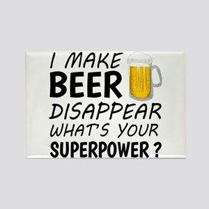 I Make Beer Disappear Magnets