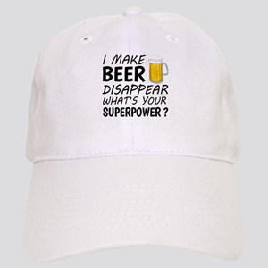 I Make Beer Disappear Cap