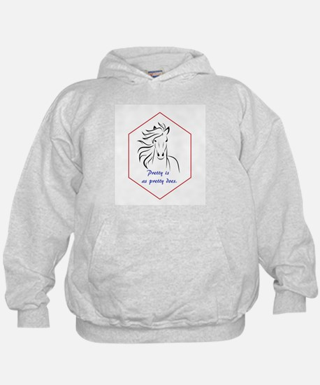 HORSE - Pretty is as pretty does Hoodie