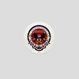 Donald Trump Sr. Inauguration 2017 Mini Button