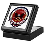 Donald Trump Sr. Inauguration 2017 Keepsake Box