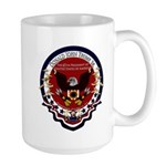 Donald Trump Sr. Inauguration 2017 Large Mug