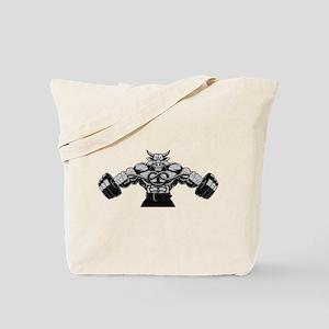 Gym Maniac Tote Bag