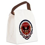 Donald Trump Sr. Inauguration 201 Canvas Lunch Bag