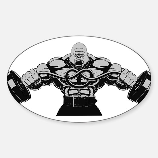 Gym Maniac Decal