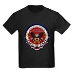 Donald Trump Sr. Inauguration 20 Kids Dark T-Shirt