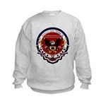 Donald Trump Sr. Inauguration 2017 Kids Sweatshirt