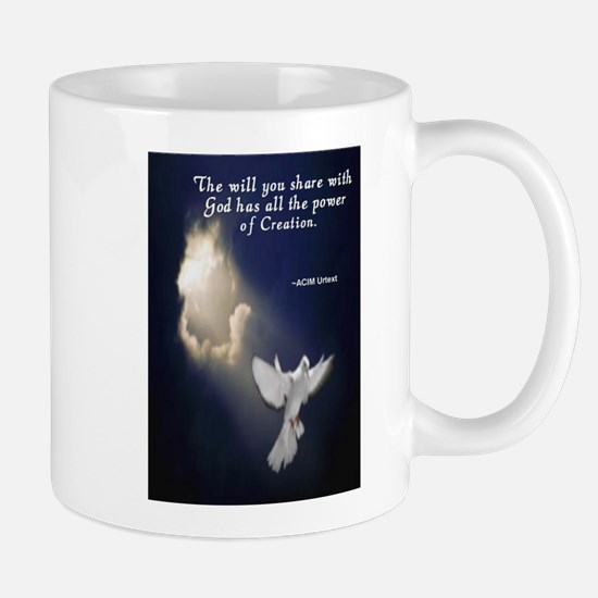 Funny A course in miracles Mug