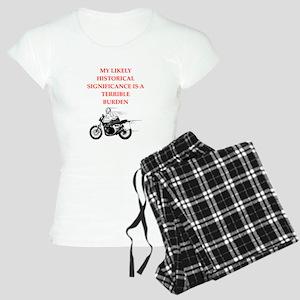 dirt bike joke Pajamas