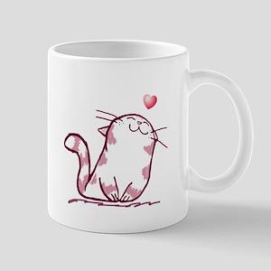 Kitty Love Mugs