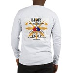 Long Sleeve T-Shirt 1 Logo Back Only