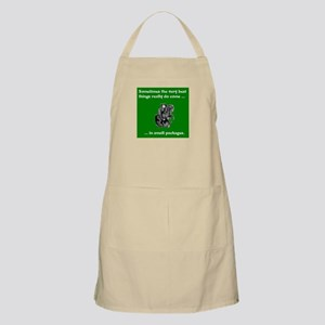 Mini Horse - Best Things in Small Packages Apron