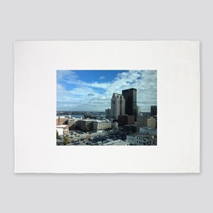 Louisville Skyline 5'x7'Area Rug
