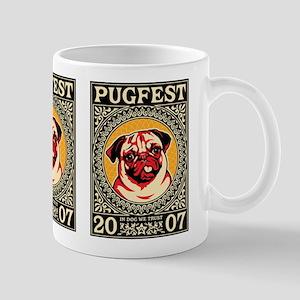 PUGFEST 2007 -Coffee Mug