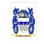 Paolinelli Postcards (Package of 8)