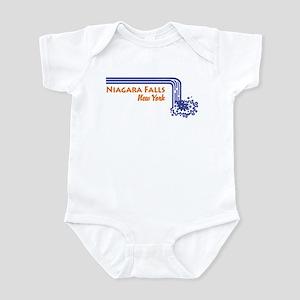 Niagara Falls New York Infant Bodysuit