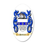 Paolazzi 35x21 Oval Wall Decal