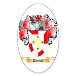 Pantoja Sticker (Oval)