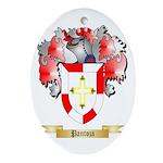 Pantoja Oval Ornament