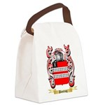 Panting Canvas Lunch Bag