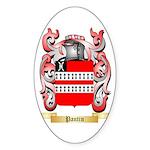 Pantin Sticker (Oval 50 pk)