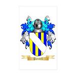 Pannell Sticker (Rectangle 50 pk)
