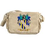 Pannell Messenger Bag