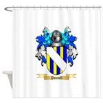 Pannell Shower Curtain