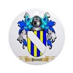Pannell Round Ornament