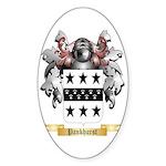 Pankhurst Sticker (Oval)