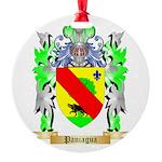 Paniagua Round Ornament