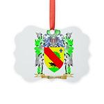 Paniagua Picture Ornament